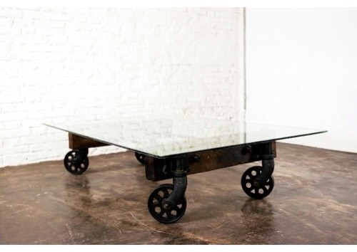 V35 Coffee Cart Table modern-bar-tables