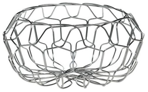 Spirogira Basket by Alessi modern-baskets