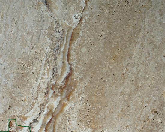 Leonardo Tumbled Travertine Pavers - http://www.texastravertine.com
