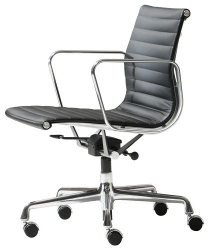 Eames Aluminum Group Management Chair By Herman Miller Modern Office Chai