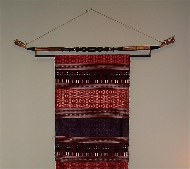 Vintage Textile Hanging asian