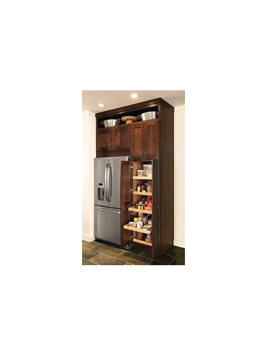 """93"""" Pantry - Base pantry tall cabinet provides easy access for storing seasonings, bottled, canned and dry goods. Can also be used for storage containers."""
