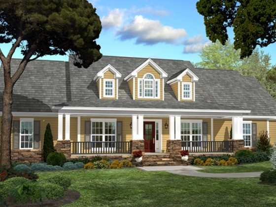 House Plan 430-47 beds