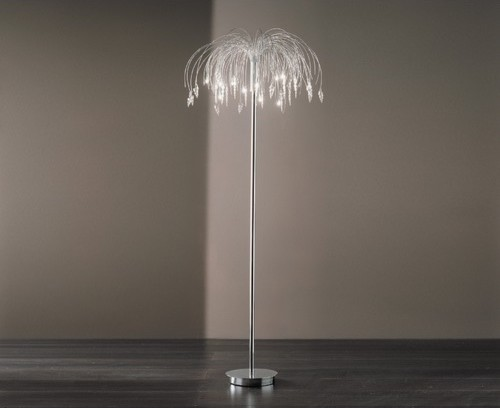 Arcade Floor Lamp by Vincent Lo modern floor lamps