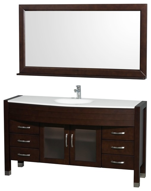 Beautiful From The Elegant Bath Collection  Traditional  Bathroom Vanities