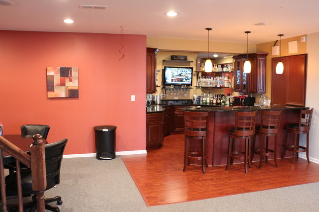 homewood basement remodeling modern chicago by reliable basement