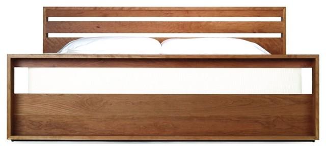 Skram Furniture Lineground Bed contemporary-beds