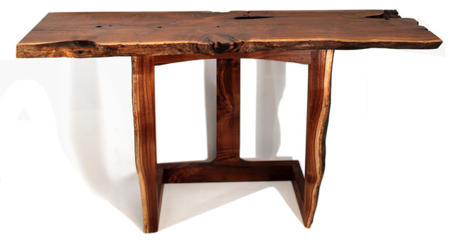 """Gateway"" custom entry/sofa table modern-side-tables-and-end-tables"