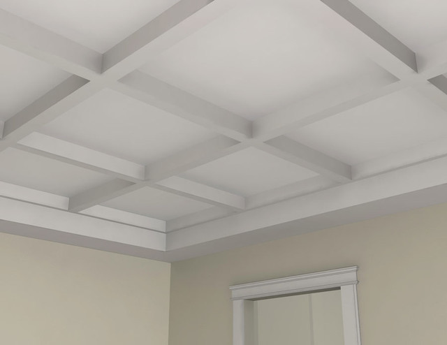 Bm interior plaster ceiling beam molding and trim