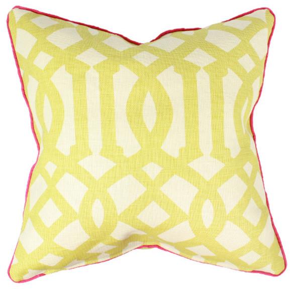 Imperial Trellis Pillow contemporary-decorative-pillows