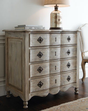 Elloise Chest traditional-dressers