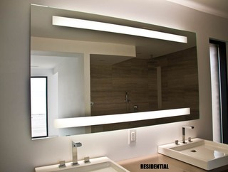 Modern Bathroom Mirrors on Products   Modern   Bathroom Mirrors   Toronto   By Lumidesign
