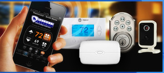 Z wave - Modern - Home Electronics - st louis - by Hackett Security