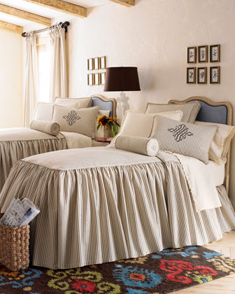 Legacy Home Sydney Bed Linens Each King Sham, Plain traditional shams