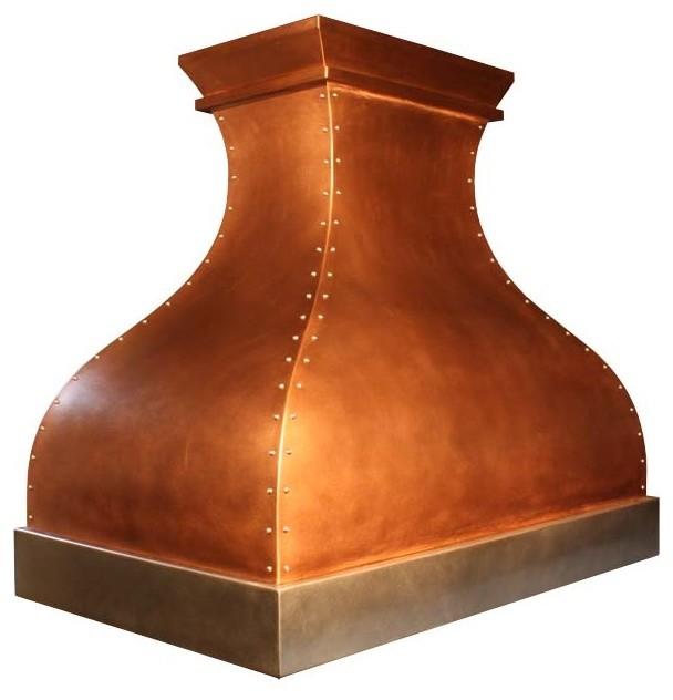 copper range hoods arabella vogler range hoods and kitchen d