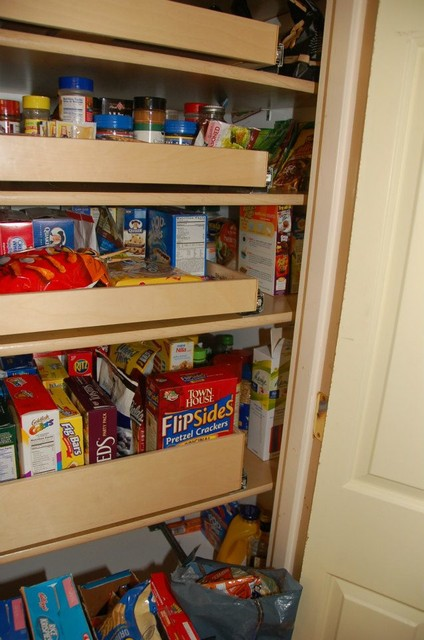 Slide Out Pantry Shelves - louisville - by ShelfGenie of Kentucky