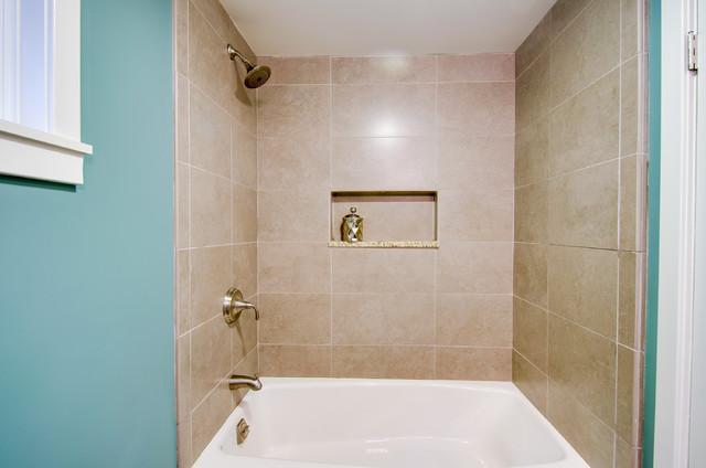 Small bathroom rehab for Bathroom rehab