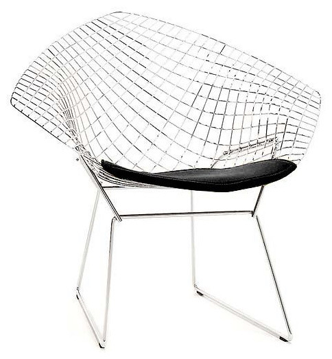 Bertoia Diamond Lounge Chair modern chairs