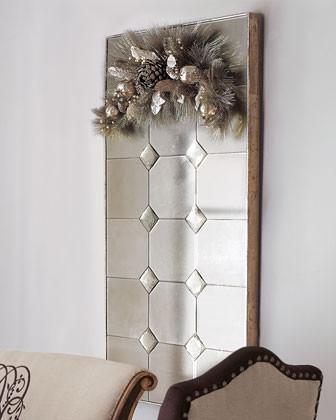 Vidalia Mirror traditional-mirrors