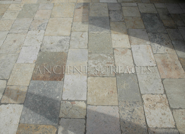 Antique Biblical Stone Mediterranean Wall And Floor