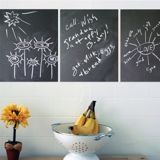 Chalkboard Mini traditional bulletin board