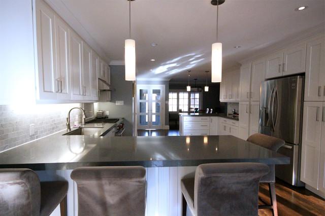 Brair Hill Kitchen contemporary-kitchen