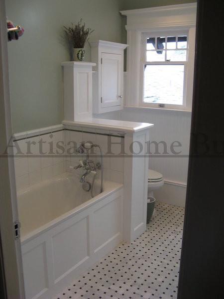 Bathrooms - Oakland 1 traditional-bathroom