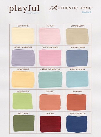 Authentic Home COLOR Paint paints-stains-and-glazes