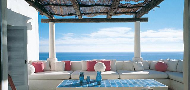 Appleton & Associates Inc. Architects contemporary-patio