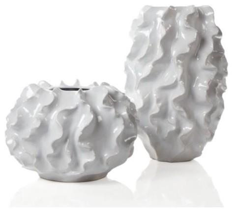 Surf Vases modern-vases
