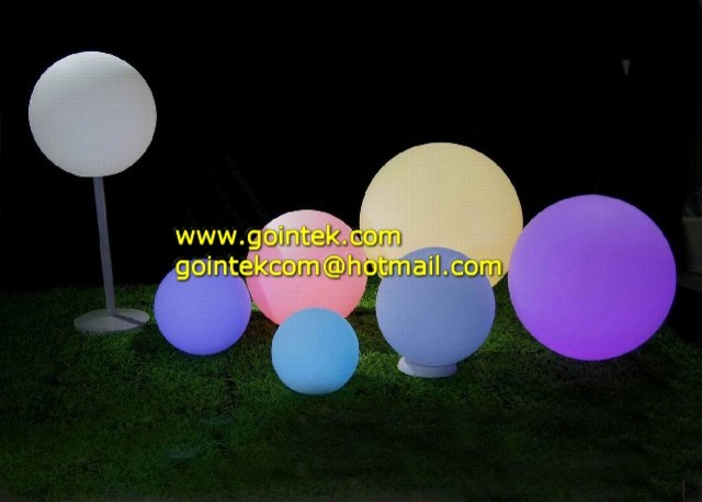 Nightclub Decorative Lighting Balls - modern - outdoor decor ...