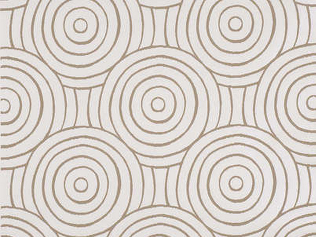 Ellipse deco wallpaper contemporary wallpaper by for Modern wallpaper for walls designs