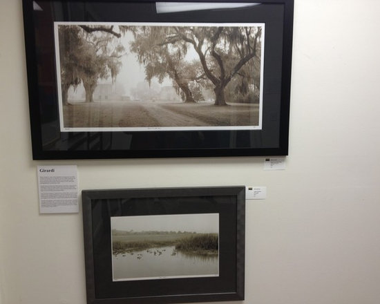 Final Products - Lowcountry Series. Available at Karis Art Gallery, Hilton Head, SC.