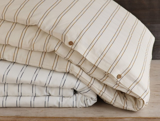 traditional duvet covers by Coyuchi
