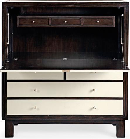 Griffeth Secretary Traditional Desks By Bernhardt