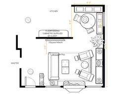 1000 images about l shaped living rooms on pinterest room layouts
