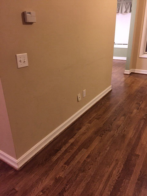 Paint to match hardwood floors Paint colors that go with grey flooring