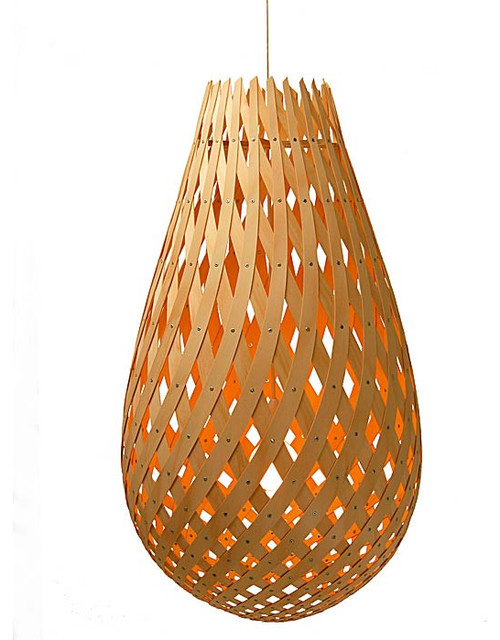 David Trubridge Koura - Natural pendant-lighting