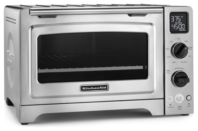 Countertop Convection Oven Kitchenaid : ... Convection Countertop Oven - Contemporary - Ovens - by Overstock.com