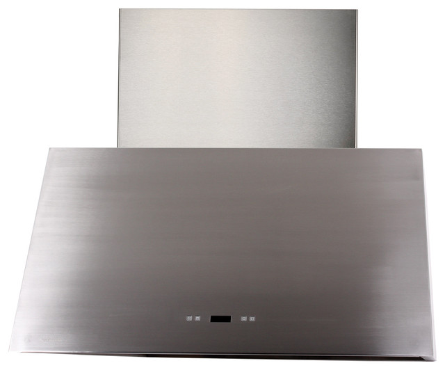 Cavaliere-Euro SV218T2-36 36 Wall Mount Range Hood modern kitchen hoods and vents