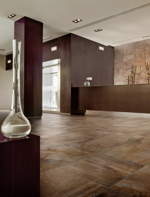 Vesale Stone Rust floor-tiles