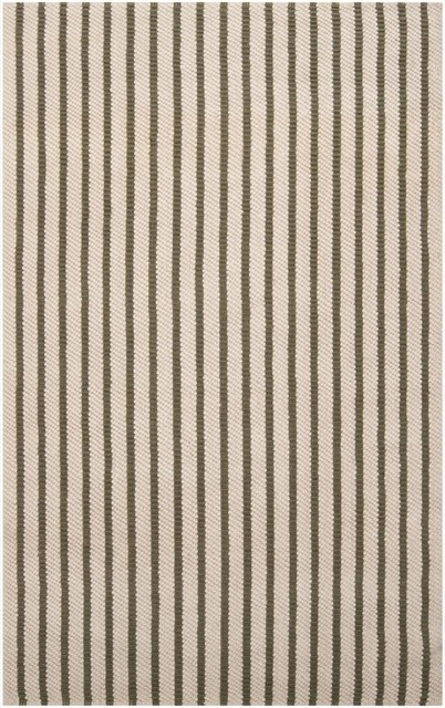 "Natural Fiber Country Jutes 8'x10'6"" Rectangle Grass-Natural Area Rug contemporary-rugs"