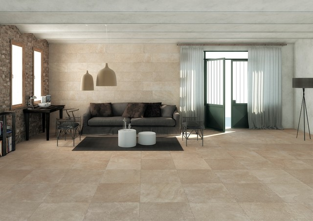 TriBeCa collection contemporary-wall-and-floor-tile