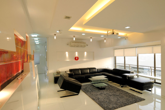 High end residential project at vileparle east for High end residential interior design
