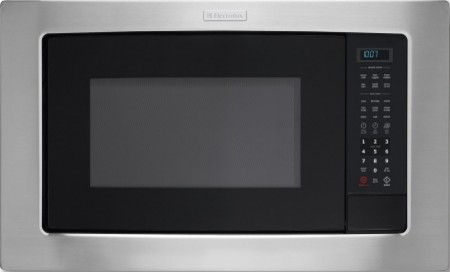 "EI24MO45IB IQ-Touch Series 24"" 2.0 cu. ft. Capacity Built-In Microwave With IQ-T contemporary-microwave-ovens"