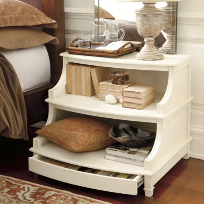 Travers Stepped Console traditional-dressers-chests-and-bedroom-armoires