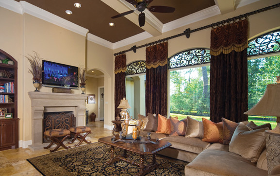 Ecclectic Living Room Eclectic Living Room Houston By Woodlands Fabrics And Interiors