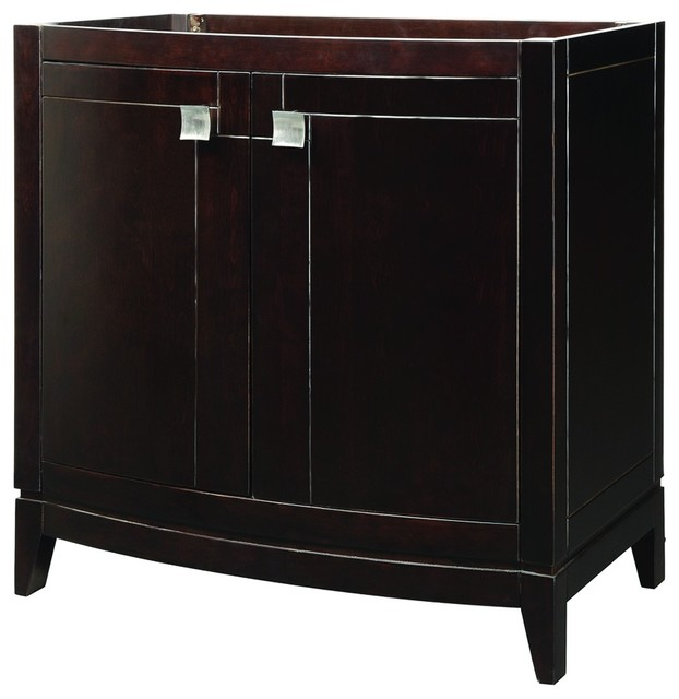 Decolav 5242-ESP Gavin Vanity in Espresso modern-bathroom-vanities-and-sink-consoles