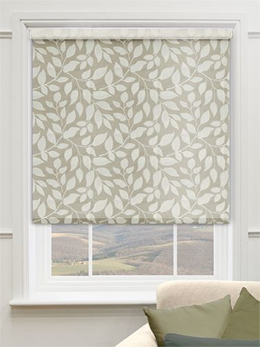 Decorative Roller Shades For Windows : Blinds premier decorative roller shades in bombay sand