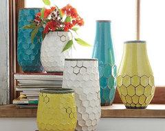 Hive Vases by West Elm vases